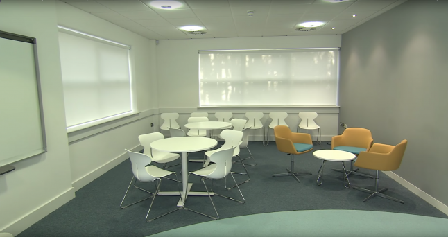 Office refit uses Mitsubishi hybrid system | Cool Solution